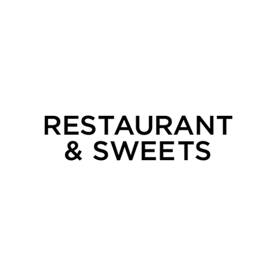 RESTAURANT SWEETS